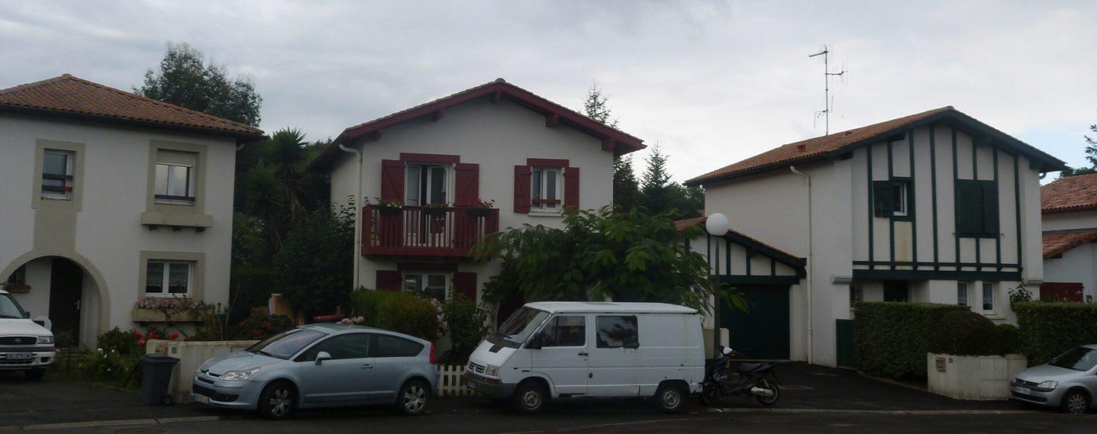 Maison à Urrugne