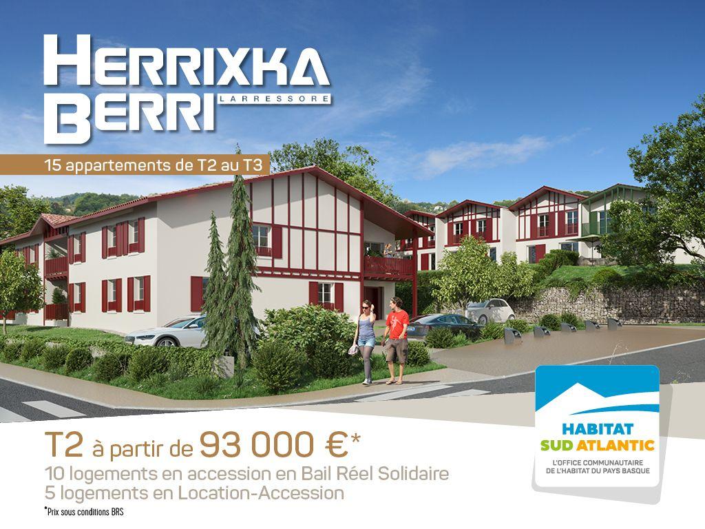 Herrixka Berri : propriétaire à Larressore