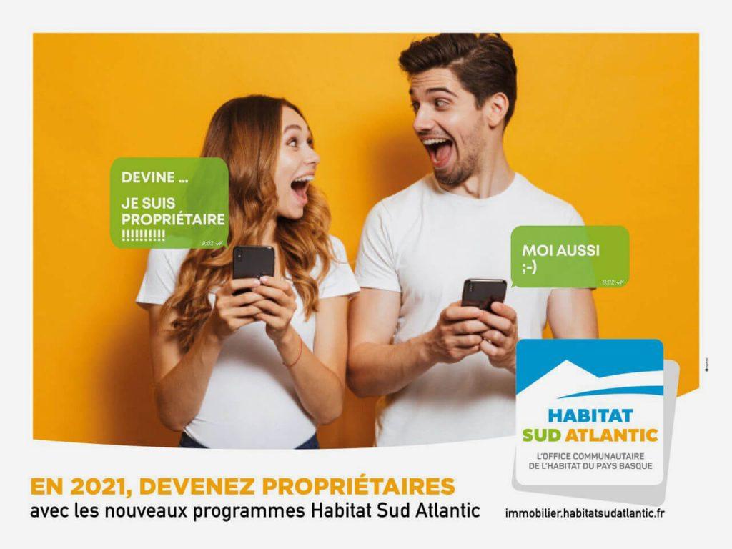 Habitat Sud Atlantic : cap digital !