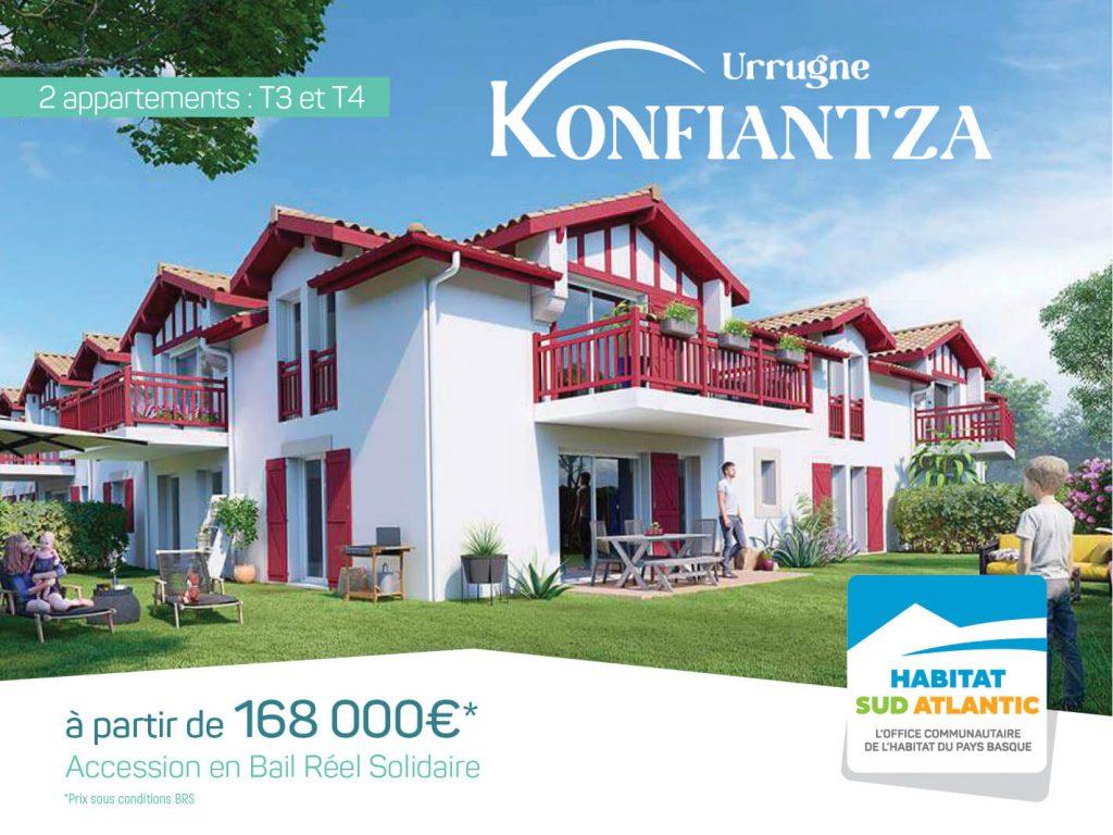 Konfiantza : propriétaire à Urrugne